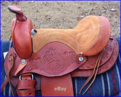10 Light Round Skirt Kids Pony Western New Saddle Child Saddle Miniature
