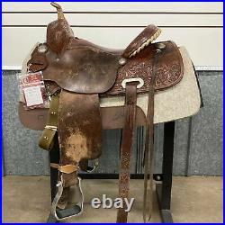 14.5 SRS Barrel Saddle