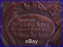 14 Marlene Eddleman McRae Special EFFX by Circle Y Barrel Racing Saddle