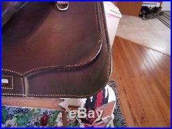 15'' Billy Royal Silver Buck stitched Equitation Western Saddle FQHBARS