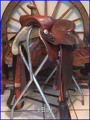 15 Bona Allen Trail Riding Saddle