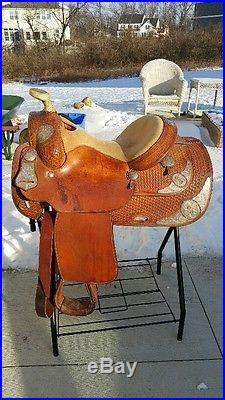 15 Dale Chavez Show Saddle