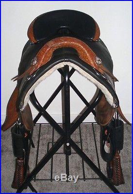 16 Bob Marshall Endurance Saddle