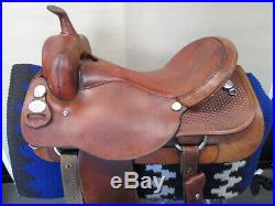 16 Circle Y Team Penner, nice saddle for penning, trail, or Ranch Horse class