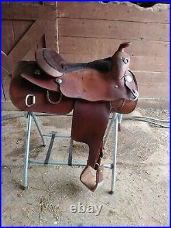 16 Trainer Saddle