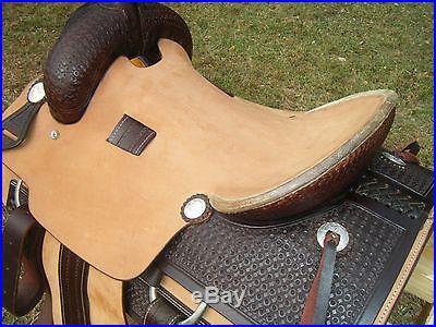 16 Western Saddle