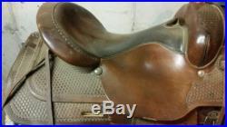 16 circle y trail saddle
