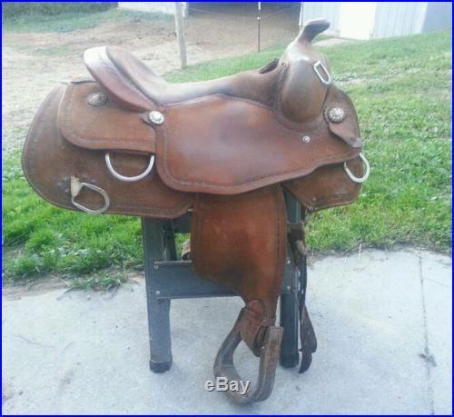 16 training saddle