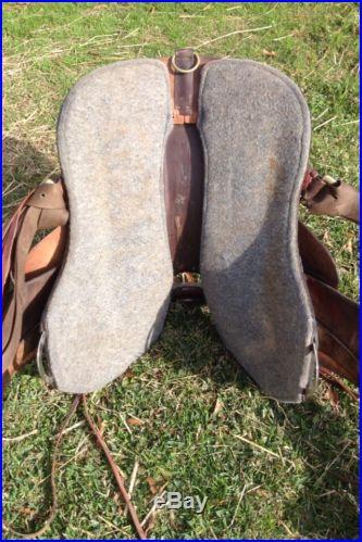 Big Horn 17 Flexible Tree Saddle