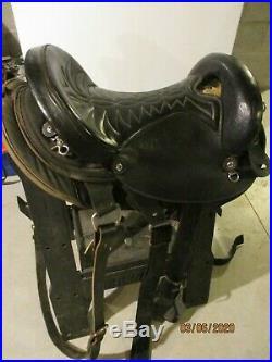 Big Horn Endurance Saddle 15 Model number 119