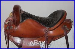Big Horn Endurance Saddle 801 Model 16.5 NO RESERVE