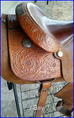 Billy Cook Saddle Horse Trail 16 inch