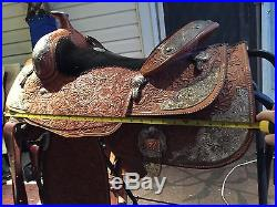 Billy Cook Western Show Saddle