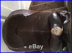 Bob Marshall Sports Saddle