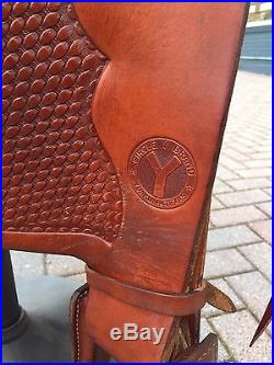 CIRCLE Y 16 Park &/and Trail Western Saddle READY TO RIDE