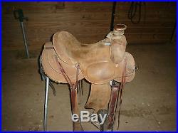Cactus Craig Cameron Cowboy Ranch Roper Saddle