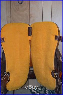 Cashel Outfitter Martin Saddlery Western Trail Saddle 16 inch