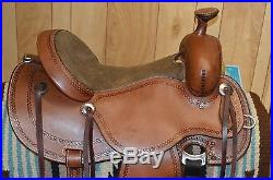 Cashel Outfitter by Martin Western Trail Saddle 16 inch