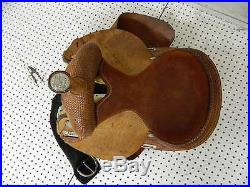 Circle Y 14 Barrel Saddle