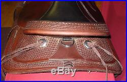 Circle Y 15 Park & Trail Horse Riding Saddle Very Cool Saddle & No Reserve