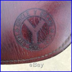 Circle Y 16 Western Equitation/Pleasure Saddle Excellent Condition
