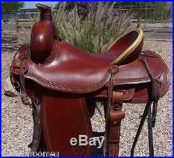 Circle Y Desert Creek Hard Seat Ranch Saddle 16