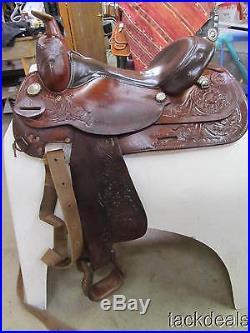 Circle Y Park & Trail Saddle Older Model 15 Used | Western