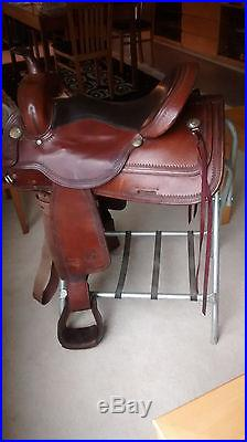 Circle Y Saddle Flex Lite 16