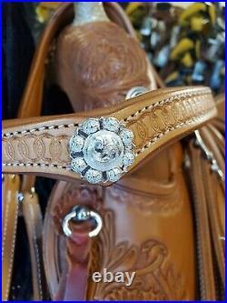 DP Saddle Quantum Western Short and Light S2 Western Dressage