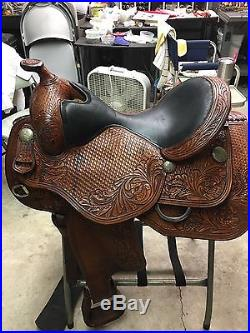 Dale Chavez 16 Western Pleasure Saddle