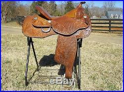 Dale Chavez Western Reining/Trail Saddle