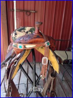 Double J Pozzi Barrel Saddle