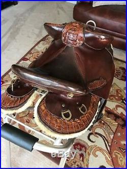 EXCELLENT CONDITION. Australian Horse Saddle