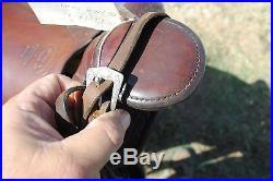 Edward H. Bohlin Western cowboy Saddle