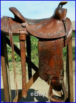 Fallis Saddle 15