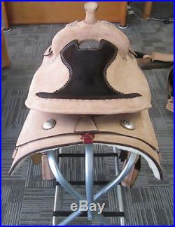 Grand Entry Western Training Saddle 17