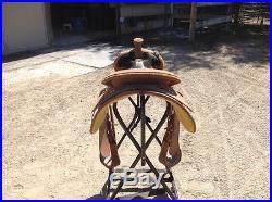 Harris Work Saddle