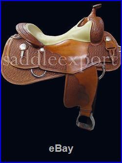 Jim Taylor Xtreem Collection Reining Saddle 15
