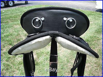 Light Rider Endurance Saddle 16 / No Horn