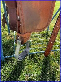 Martin 14 Barrel Saddle