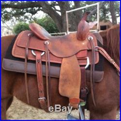 Martin Saddlery Cutting Saddle