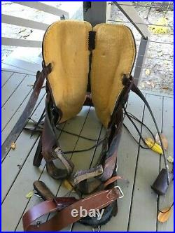 Martin Trail Saddle Used 16 seat