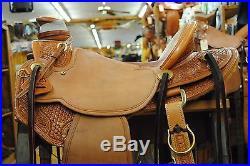 McCall Lite Wade Saddle