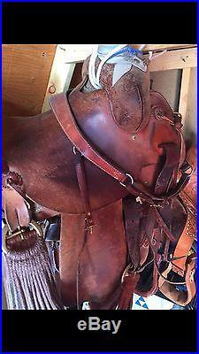 McCall Saddle