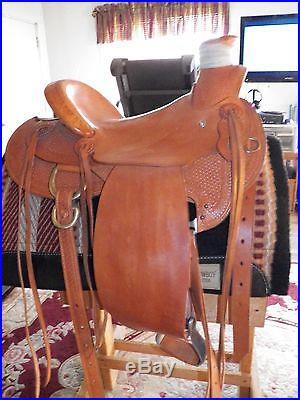 New Wade 16 Inch Saddle