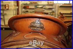 Parelli Ranch Roper Saddle