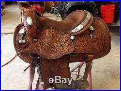 Phil Harris Saddle