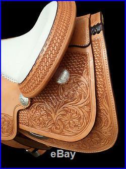 Reining Saddle 16