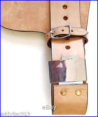 Replacement Stirrup Fenders with 2-1/2 Leathers Complete Set (Free shipping)