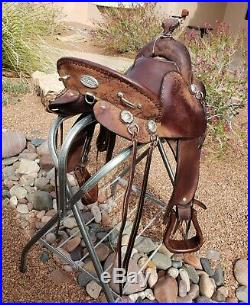 Steele Trail Boss Saddle
